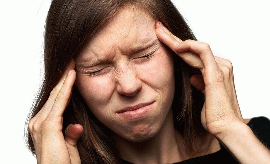 Болит голова при оргазме
