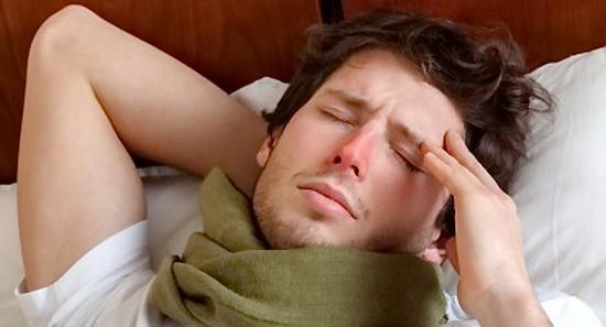 Оргазм и одновременно головная боль