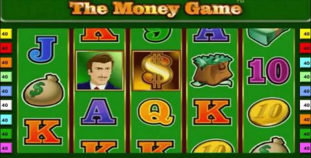 Автомат онлайн The Money Game